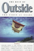 The Best of Outside 1st Edition 9780375703133 0375703136