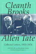 Cleanth Brooks and Allen Tate 0 9780826212078 0826212077