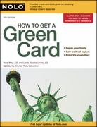 How to Get a Green Card 9th edition 9781413311037 1413311032