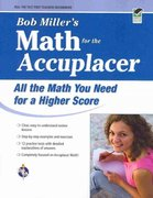Bob Miller's Math for the Accuplacer 0 9780738606736 0738606731