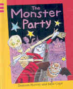 The Monster Party 1st edition 9781597711692 1597711691