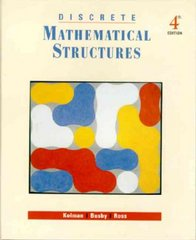 Discrete Mathematical Structures 4th edition 9780130831439 0130831433