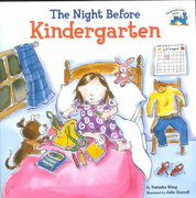 The Night Before Kindergarten 0 9780448425009 0448425009