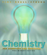 Chemistry for Scientists and Engineers, Preliminary Edition 1st edition 9780030312915 0030312914