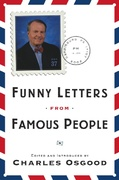 Funny Letters from Famous People 1st edition 9780767911757 076791175X