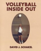 Volleyball Inside Out 3rd edition 9780896413016 0896413012