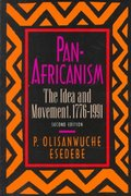 Pan-Africanism 2nd edition 9780882581866 0882581864