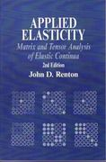 Applied Elasticity 2nd edition 9781898563853 1898563853