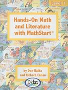 Hands-On Math and Literature with Mathstart, Level 1 0 9781583242377 1583242376