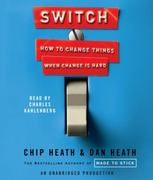 Switch: How to Change Things When Change Is Hard 1st Edition 9780739376966 0739376969