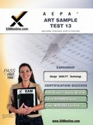 AEPA Art Sample Test 13 1st Edition 9781581977295 1581977298
