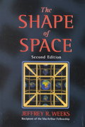 The Shape of Space 2nd edition 9780824707095 0824707095