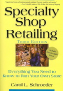 Specialty Shop Retailing 3rd Edition 9780470107416 0470107413