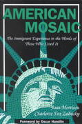 American Mosaic 2nd edition 9780822954880 0822954885