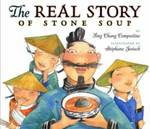 The Real Story of Stone Soup 0 9780525474937 0525474935