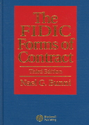 The FIDIC Forms of Contract 3rd edition 9781405120319 1405120312