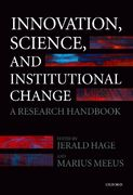 Innovation, Science, and Institutional Change 0 9780199299195 0199299196