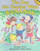 The Day the Teacher Went Bananas 0 9780140547443 0140547444