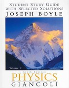 Physics 6th edition 9780131194267 0131194267