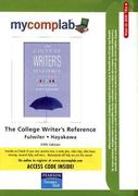 MyCompLab with Pearson eText -- Standalone Access Card -- for College Writer's Reference 5th edition 9780136143536 0136143539