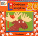 One Moose, Twenty Mice 0 9781841482859 1841482854