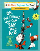 Oh, the Things You Can Say from A-Z 0 9780679868408 0679868402