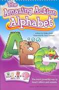 The Amazing Action Alphabet 0 9780978808921 0978808924