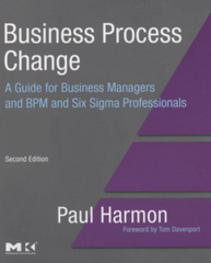 Business Process Change 3rd Edition 9780128005224 012800522X