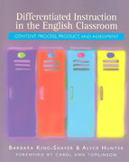 Differentiated Instruction in the English Classroom 0 9780325005775 032500577X