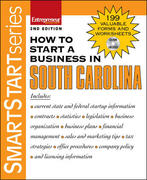 How to Start a Business in South Carolina 1st edition 9781599181141 1599181142