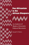 Pan Africanism in the African Diaspora 2nd edition 9780814321850 0814321852