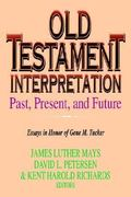 Old Testament Interpretation 0 9780687138715 068713871X