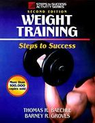 Weight Training 2nd Edition 9780880117180 0880117184