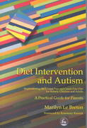 Diet Intervention and Autism 1st edition 9781853029356 1853029351