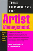 This Business of Artist Management 3rd Edition 9780823077052 0823077055