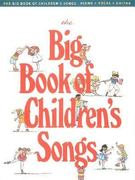 The Big Book of Children's Songs 0 9780881889420 0881889423