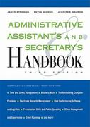Administrative Assistant's and Secretary's Handbook 3rd edition 9780814409138 081440913X