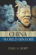 China in World History 1st Edition 9780199721535 019972153X