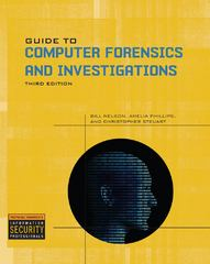 Guide to Computer Forensics and Investigations 4th edition 9781111788506 1111788502