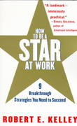 How to Be a Star at Work 1st Edition 9780812931693 0812931696
