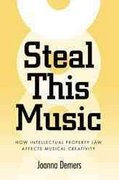 Steal This Music 1st Edition 9780820327778 0820327778