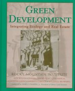 Green Development 1st Edition 9780471188780 0471188786