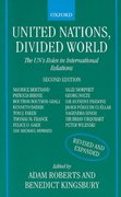 United Nations, Divided World 2nd edition 9780198279266 0198279264