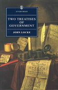 Two Treatises of Government 3rd Edition 9780460873567 0460873563