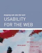 Usability for the Web 1st Edition 9781558606586 1558606580