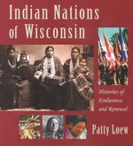 Indian Nations of Wisconsin 1st Edition 9780870203329 0870203320