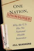 One Nation, Uninsured 0 9780195160390 0195160398