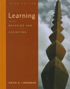 Learning 3rd Edition 9780534339258 0534339255