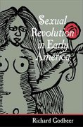 Sexual Revolution in Early America 1st Edition 9780801878916 0801878918