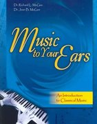 Music to Your Ears 1st Edition 9780757502347 0757502342